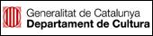 Departament de Cultura. Generalitat de Catalunya