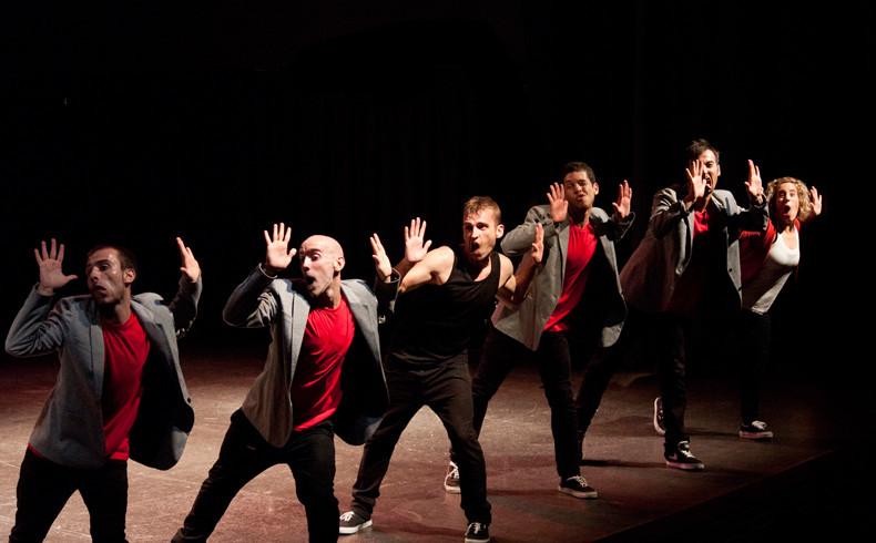 Kulbik Dance Company - Camins