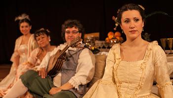Orquesta Sinfónica de Euskadi i Teatro Paraíso (País Basc) - Barrokino