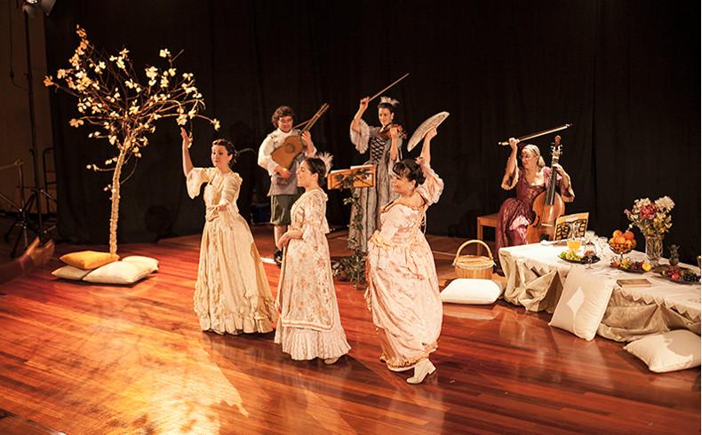 EL MÉS PETIT DE TOTS – Barrokino - Teatro Paraíso i la Orquesta Sinfónica de Euskadi (Euskadi)