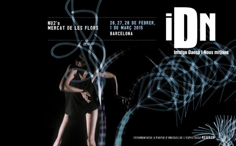 IDN 2015 Imatge, Dansa i Nous Mitjans