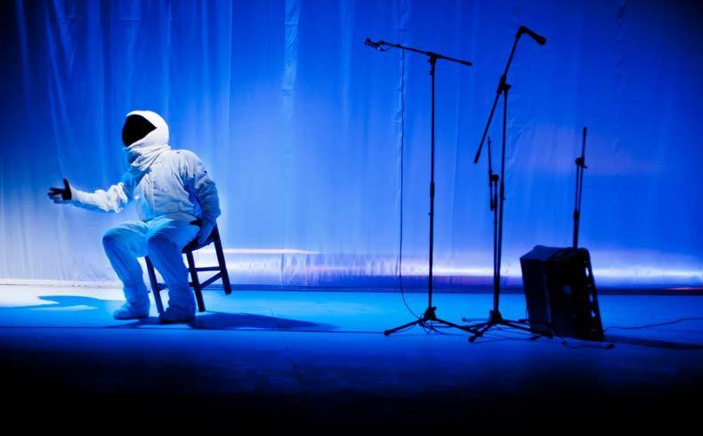 Al Cante- espectacle de Juan Carlos Lérida dins del festival Ciutat Flamenco 2015 - Mercat de les Flors, Dansa i Moviment