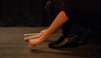 Nu - espectacle de Pol Jimenez dins del festival Ciutat Flamenco 2015 - Mercat de les Flors, Dansa i Moviment