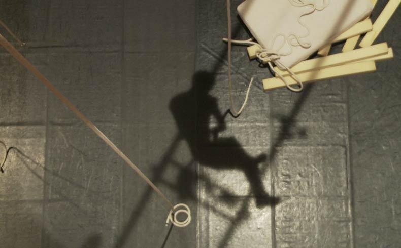'Le vide' - FRAGAN GEHLKER, ALEXIS AUFFRAY I MAROUSSIA DIAZ VERBÈKE