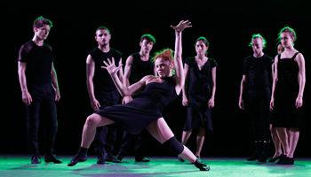 BATSHEVA DANCE COMPANY - Venezuela