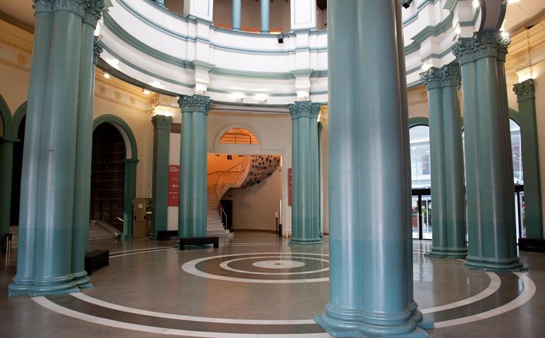 Hall del Mercat