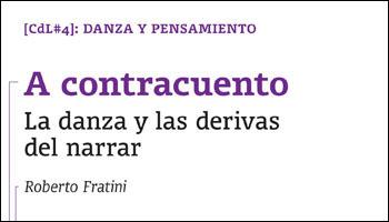 Cos de lletra - A contracuento (Roberto Fratini)
