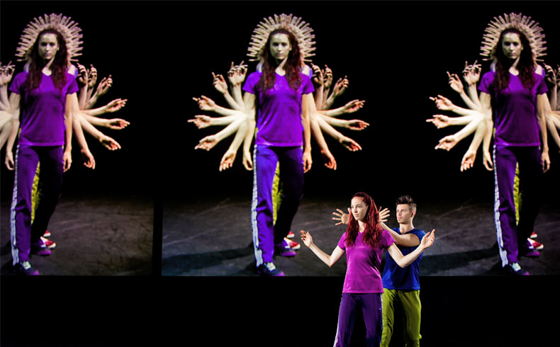 Proximity - AUSTRALIAN DANCE THEATRE