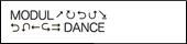 Logo modul-dance