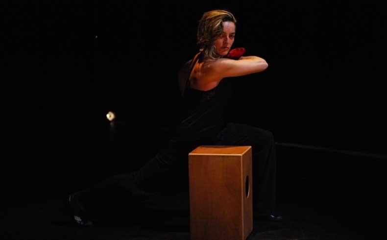 CIUTAT FLAMENCO - increpacion danza