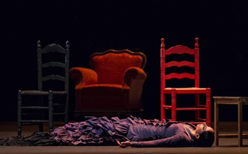 Los Invitados- espectacle de Belén Maya dins del festival Ciutat Flamenco 2015 - Mercat de les Flors, Dansa i Moviment