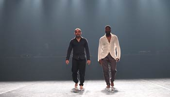Gregory Maqoma + Roberto Olivan, Lonely together al Mercat de les Flors
