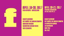 FID (FINESTRA D'INTERNACIONALITZACIÓ DE LA DANSA CATALANA) 2017, 19 d'abril