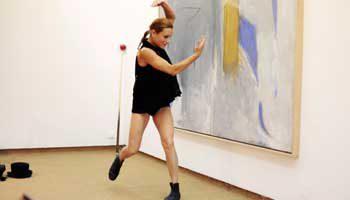 Taller amb Fàtima Campos